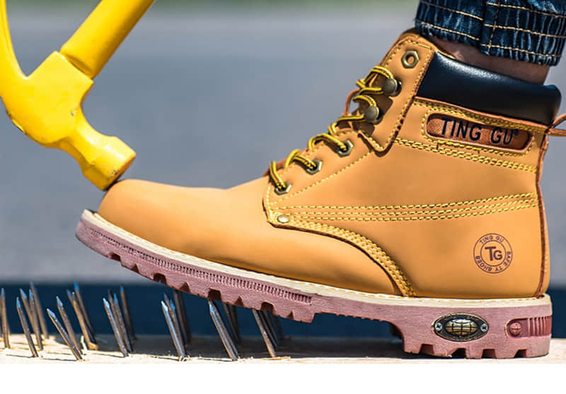 High cut Work Safety Shoes