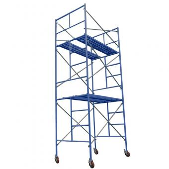 steel ladder frame scaffold