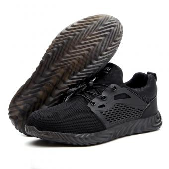 Breathable Outdoor Sneakers Safety Shoes