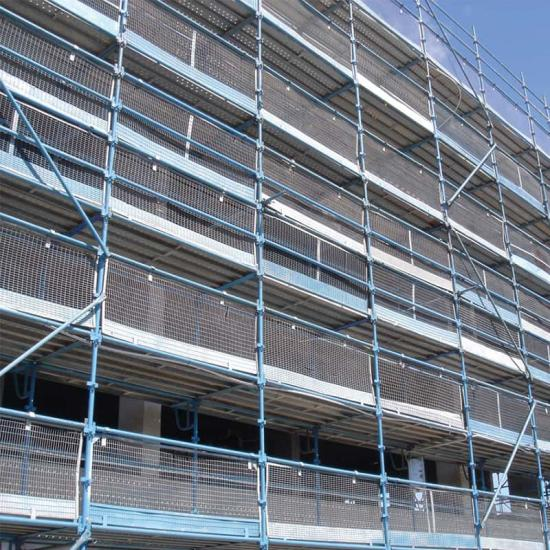 construction metal Kwikstage Scaffolding
