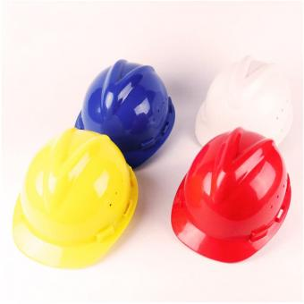 PE Construction safety helmet