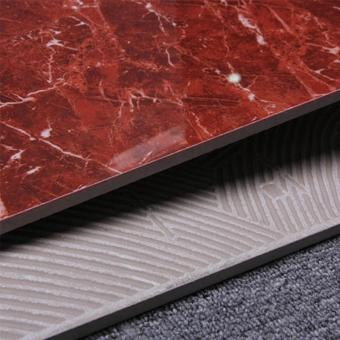 Red Marble Finishing Interior Tiles