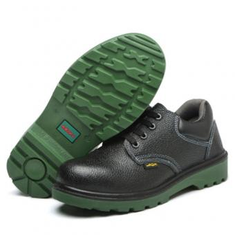 Genuine Leather safety shoes